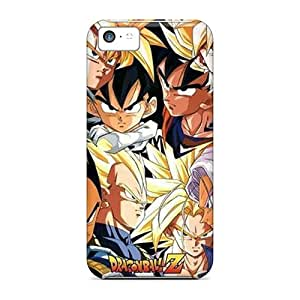 New Style Tpu 5c Protective Case Cover/ Iphone Case - Dragon Ball Z