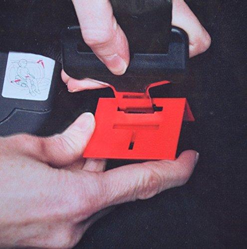 Seat Belt Buckle Guard Seat Belt Lock Helps Prevent
