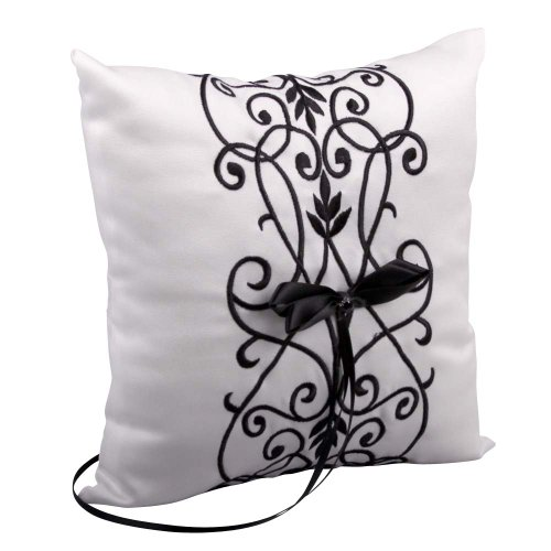 Beverly Clark Collection Florenzia Collection, Ring Bearer Pillow