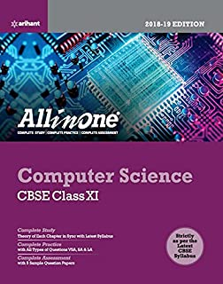 Buy Computer Science with Python Language Made Simple: Class XI Book