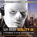 Reality 36 Audiobook by Guy Haley Narrated by Michael Page