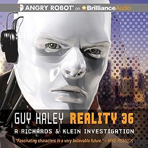 Reality 36 Audiobook