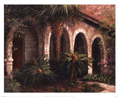 (Sago Arches by Art Fronckowiak - 30x24 Inches - Art Print Poster)