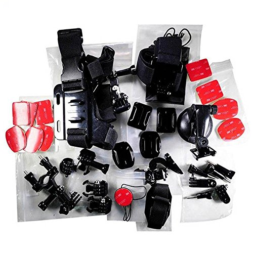 Generic Accessory Kit for GoPro HERO3GoPro HERO3GoPro HERO2 and GoPro HERO Cameras