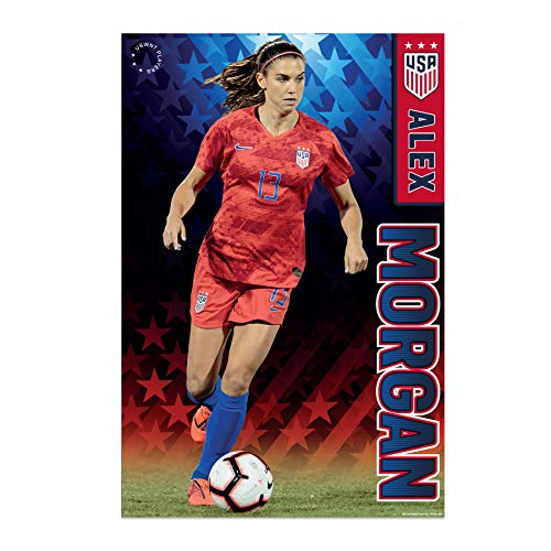Alex Morgan Action Poster 2019 | Official Licensed Product