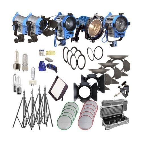 Arri Softbank IV Tungsten 5 Light Kit