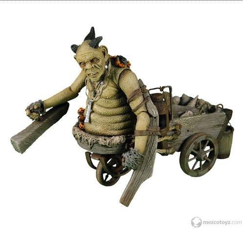 Mezco Hellboy 2 The Golden Army Series 2 Action Figure Goblin