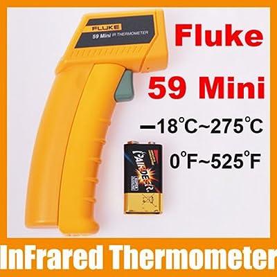 Fluke 59 Mini Laser Infrared Thermometer Gun
