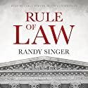 Rule of Law Audiobook by Randy Singer Narrated by Carla Mercer-Meyers