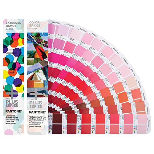 Pantone PLUS Bridge-To-Seven Set, 2015-005