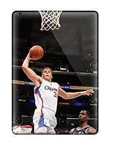 Evelyn Alas Elder's Shop los angeles clippers basketball nba (12) NBA Sports & Colleges colorful iPad Air cases 1198007K544728272