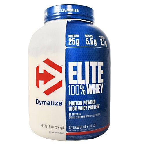 エリート 100% ホエイ プロテイン 2.27kg (Elite 100% Whey Protein 5 Lbs.) (クッキー&クリーム) B07B8ZVCR7 クッキー&クリーム