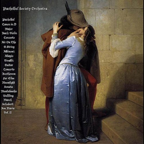 Mendelssohn Sonata - Pachelbel: Canon in D Major / Bach: Violin Concertos - Air On The G String / Albinoni: Adagio / Vivaldi: Guitar Concerto / Beethoven: Fur Elise - Moonlight Sonata / Mendelssohn: Wedding March / Schubert: Ave Maria - Vol. II