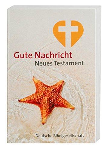 Bibelausgaben, Gute Nachricht Neues Testament, Westentaschenausgabe, neue Rechtschreibung