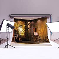 LB 9x6ft Poly Fabric Customized Backdrop CP Photography Prop Photo Background YL14