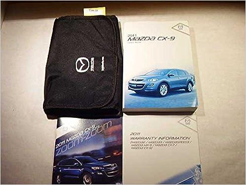 mazda cx 9 2011 manual