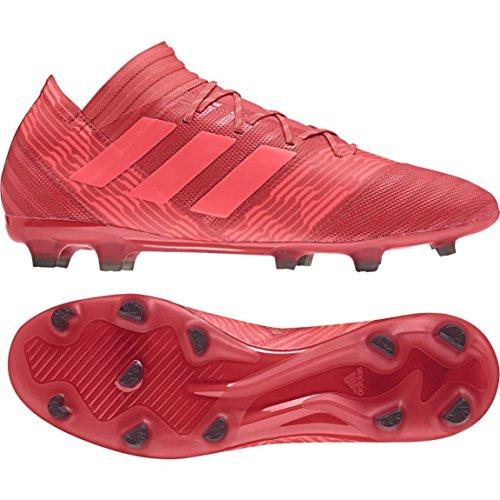 adidas Nemeziz 17.2 FG Rosso Chiaro - Colore - Rosso, Misure - 7 UK