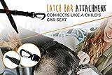 Mighty Paw Safety Belt, Dog Seat Belt, Latch Bar
