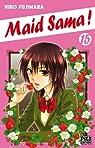 Maid Sama !, tome 15 par Fujiwara
