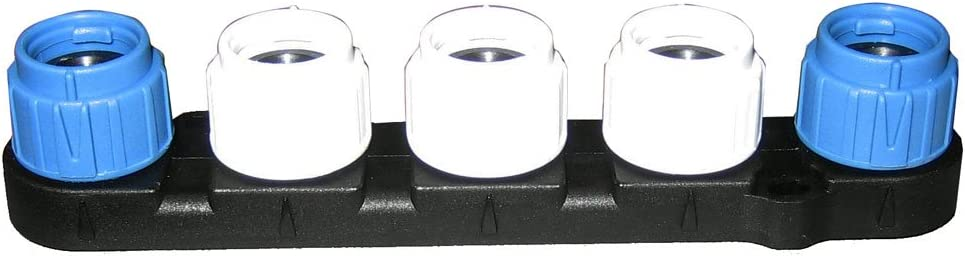 Raymarine A06064 Sea Talk-Ng 5-Way Connector Block, White