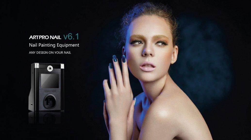 Impresora para uñas ArtPro-Nail Blanca + Kit de inicio: Amazon.es ...