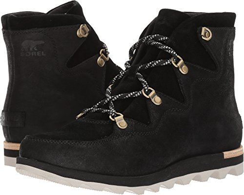 Sorel Women's Sneakchic Alpine Booties, Black, 9.5 B(M) US by SOREL