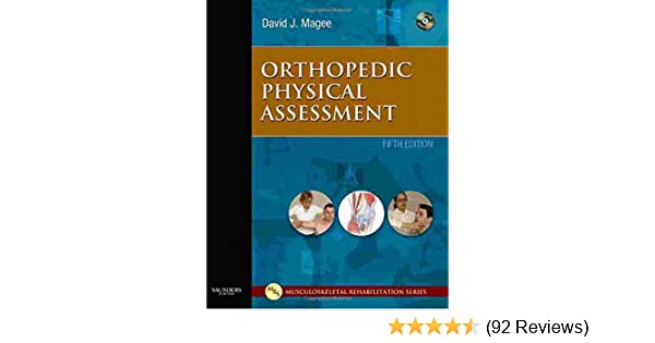 Orthopedic Physical Assessment Magee 5th Edition Pdf