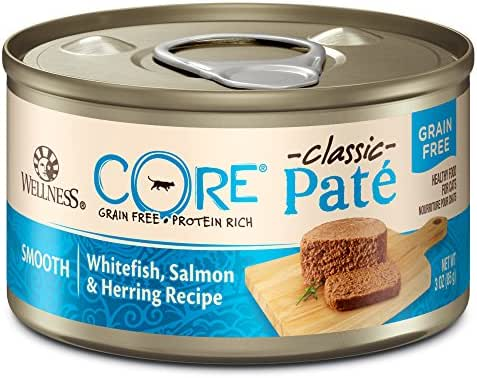 Cat Food: Wellness CORE Classic Paté