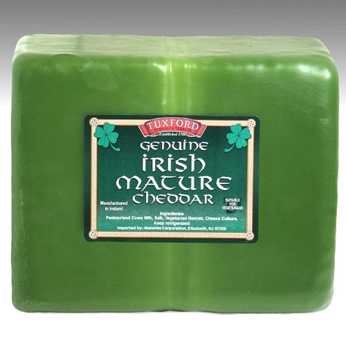 Mature Cheddar Cheese (igourmet Irish Green Wax Mature Cheddar (7.5 ounce))