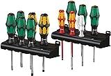 Wera 05051010001 Kraftform Screwdriver Set (12 Piece)