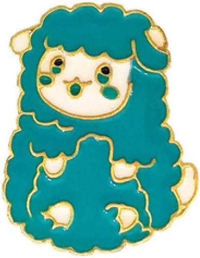 GFLD Broches Joyas Trajes japoneses Ovejas Broche Dibujos Animados ...