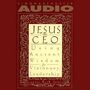 Jesus, CEO Audiobook