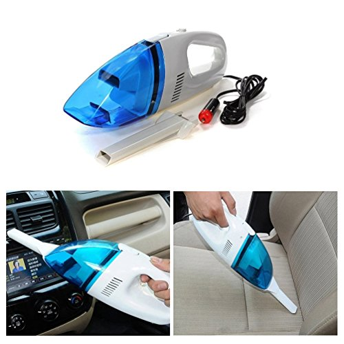 1 x Car Vehicle Auto Wet Dry Vacuum Cleaner Portable Handheld 12V by Asia Inter Business