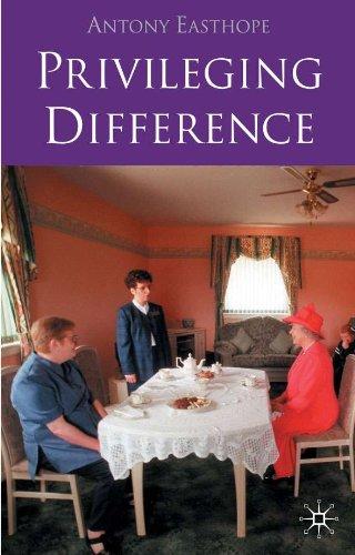 Download Privileging Difference Pdf