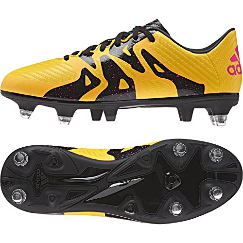 Football 5 J SG Unisex Size 3 Boots Babies Multicolour X 15 3 adidas ygp0Bdqq