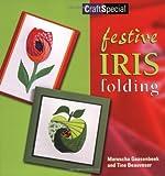 Festive Iris Folding, Maruscha Gaasenbeek and Tine Beauveser, 9058771776