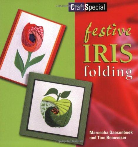 Iris Folding Festive Iris Folding Craft Special Maruscha