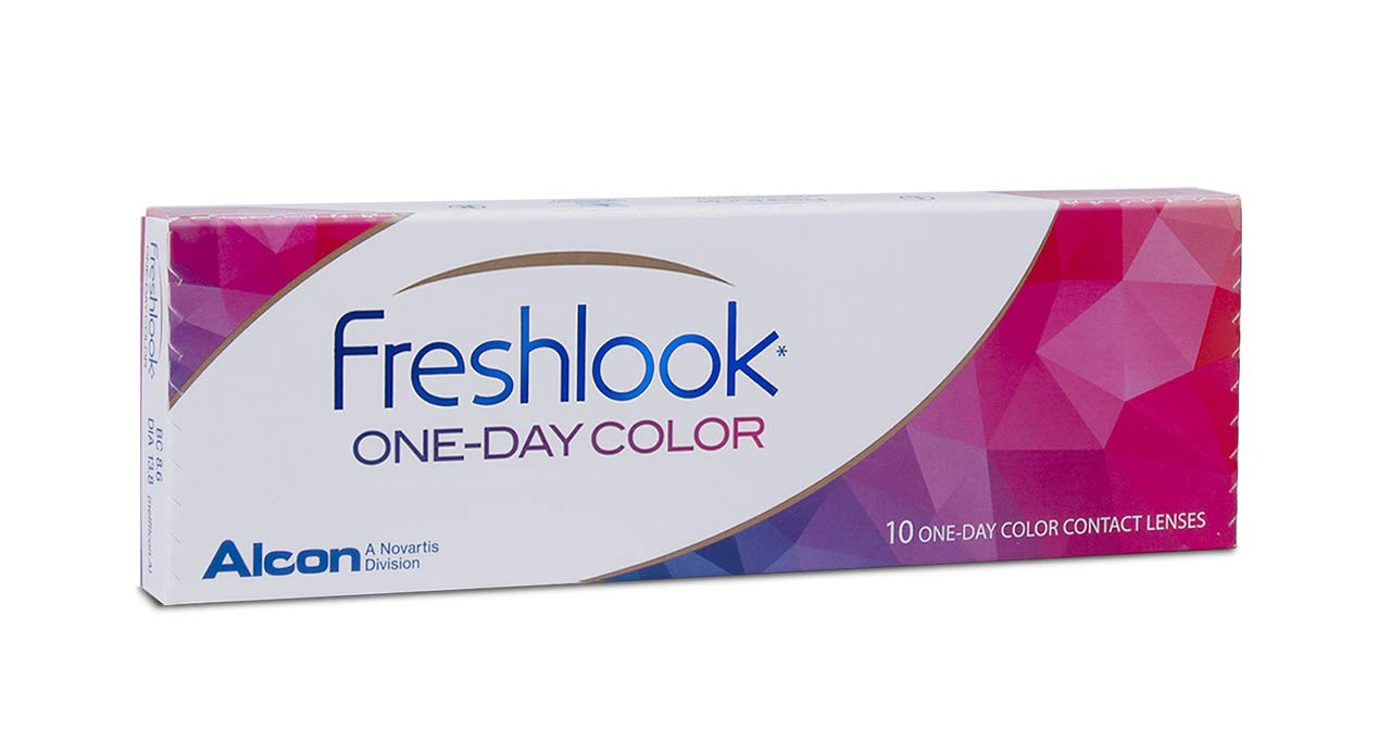 Buy Freshlook One-Day Color Gray Powerless - 10 Lens Pack Online at
