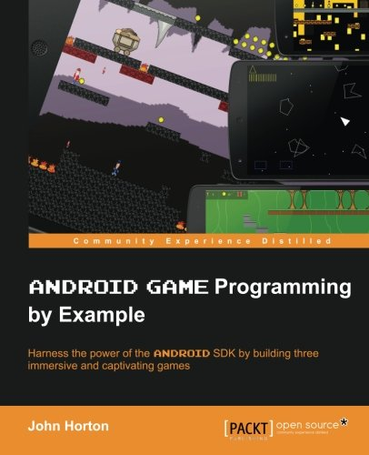 Android Game Programming by Example (Mobile Game Programming compare prices)