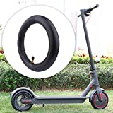 """8-1/2""""x 2"""" Scooter Replacement Inner Tubes (2-Pack) For Xiaomi M365, Pocket Bikes, Gas Scooters, Mini Choppers, Electric Scooters, Mini Bikes, Razor, X-Treme, Bladez, Mobility Scooters and More"""