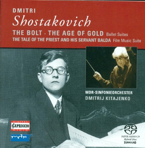 (Shostakovich, D.: Bolt / the Golden Age Suite / the Tale of the Priest and His Servant Balda)