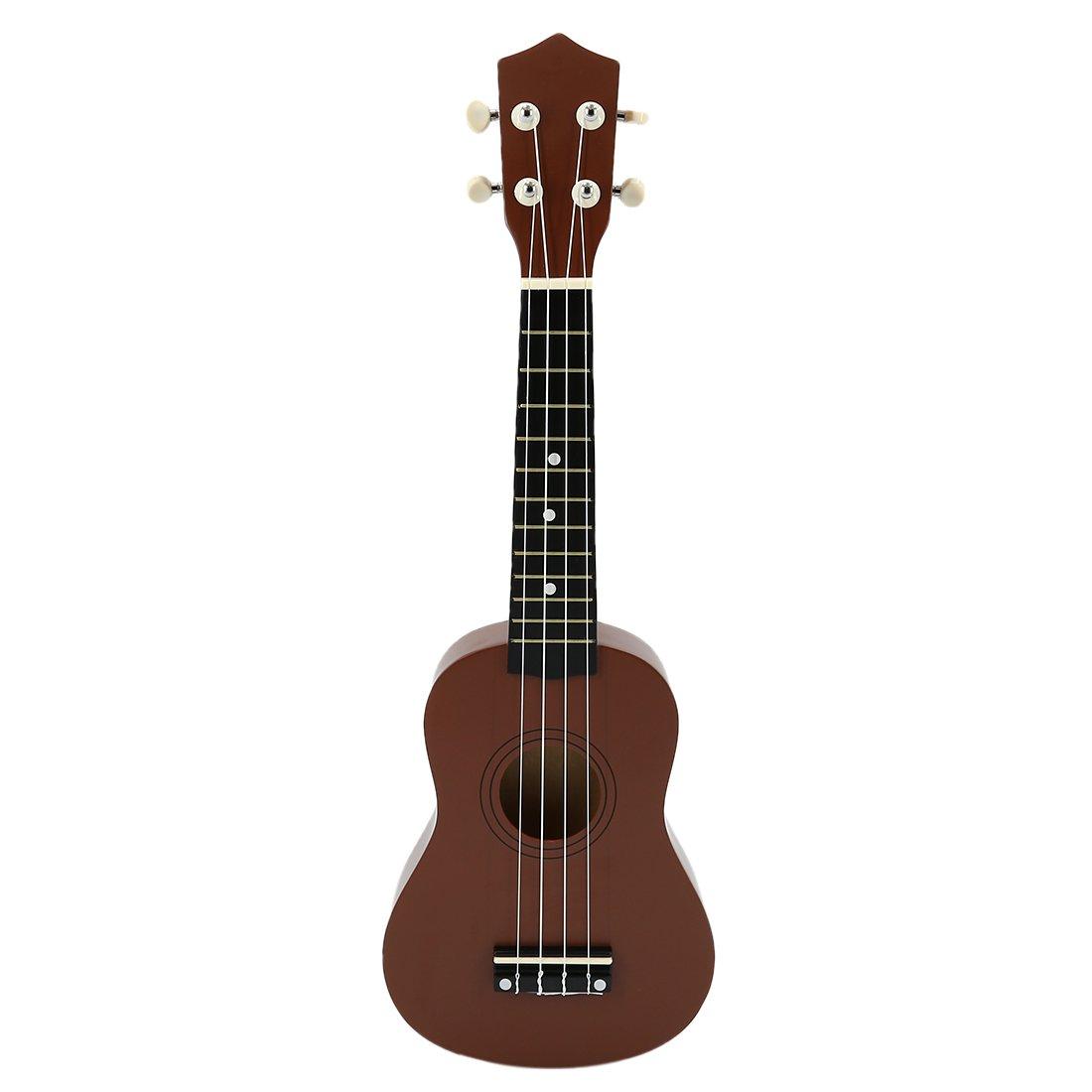 Giplar Pädagogisches Spielzeug Kleinkind Ukulele Spielzeug Gitarre Holz Für Erwachsene und Kinder