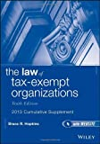 The Law of Tax-Exempt Organizations, Hopkins, Bruce R., 1118363078