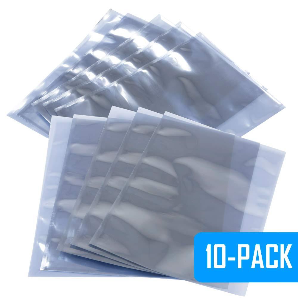 6 X 8 10 X Open Top Metalised Shielding Antistatic Bags