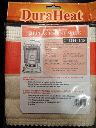 DuraHeat DH 145 34420 Model 013204001452