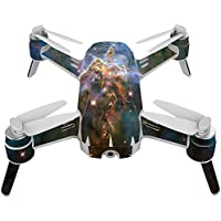 Skin For Yuneec Breeze 4K Drone – Eagle Nebula | MightySkins Protective, Durable, and Unique Vinyl Decal wrap cover | Easy To Apply, Remove, and Change Styles | Made in the USA