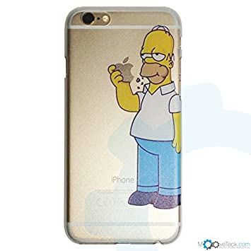 coque iphone 8 bart simpson