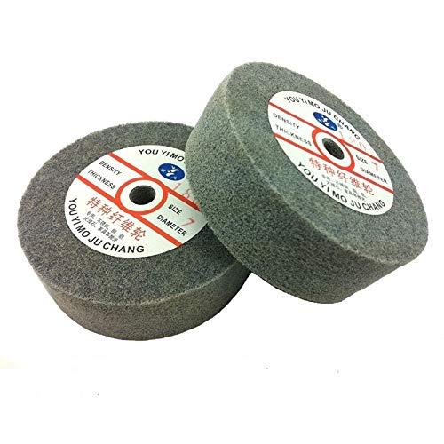 PlenTree Nylon 16mm ameter grinng Tool Nylon polihing Wheel urfae Wheel Grinng Polihing Wheel 15050mm: 180 Grit