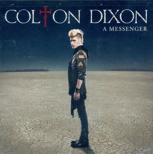 A Messenger Album Cover