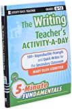 The Writing Teacher's Activity-a-Day: 180